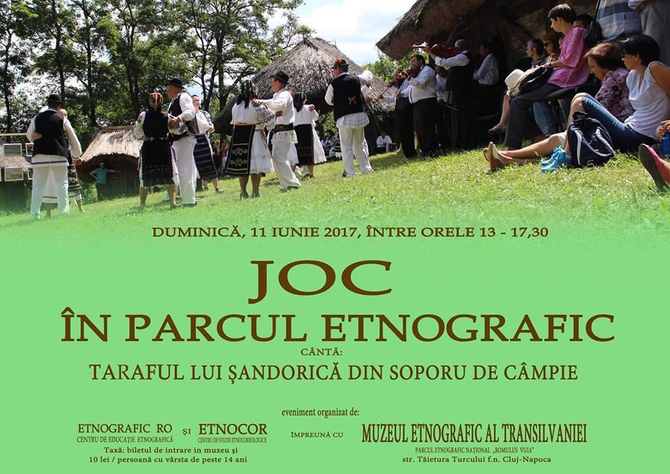 Joc în Parcul Etnografic @ Muzeul Etnografic al Transilvaniei