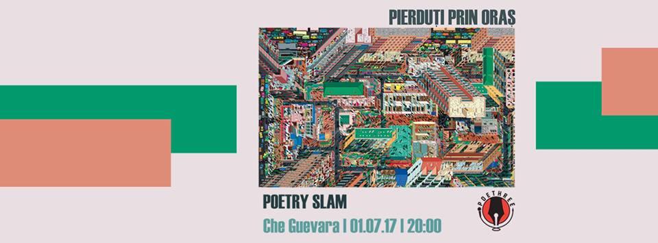 Poetry Slam @ Che Guevara Social Pub