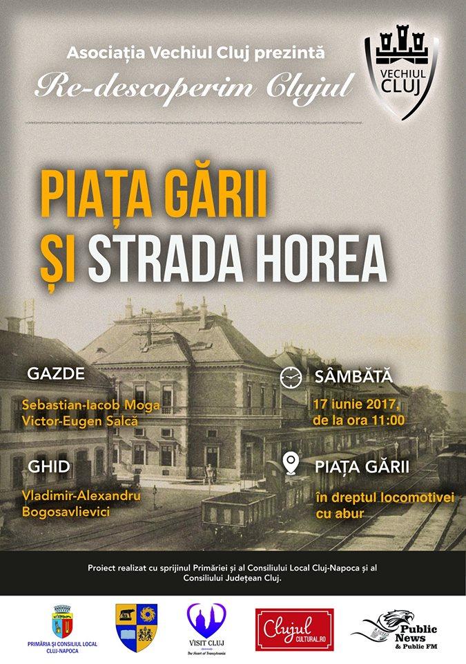 Re-descoperim Clujul @ Piața Gării