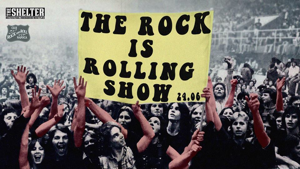 The Rock Is Rolling Show @ The Shelter
