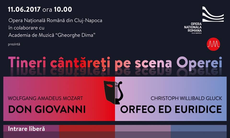 Tineri cântăreți pe scena Operei @ Opera Națională Română