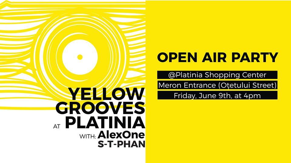 Yellow Grooves @ Meron Platinia