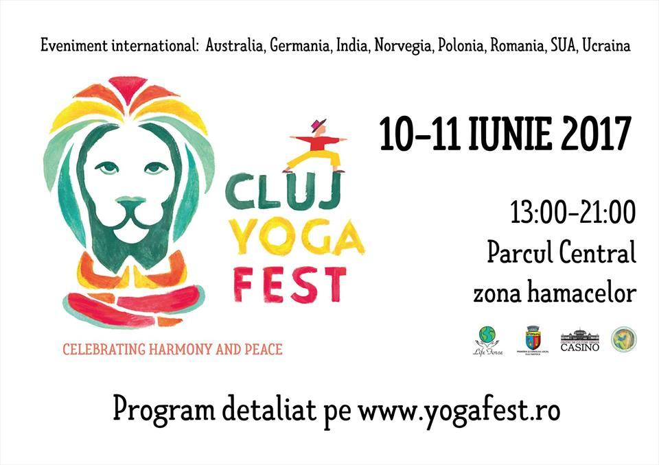 YogaFest @ Parcul Central
