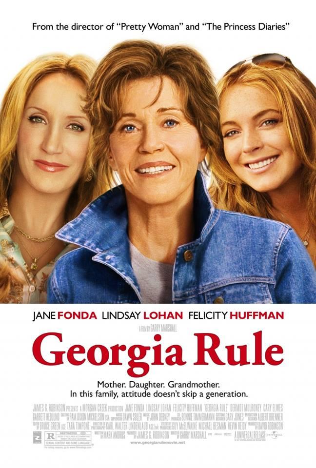 Georgia Rule @ Cinema Mărăști
