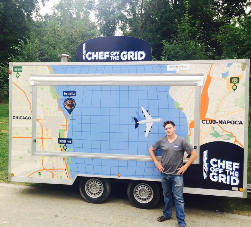 Dă-ţi demisia, fă-te… ce vrei tu! Interviu cu Chef Will (Chef Of The Grid)