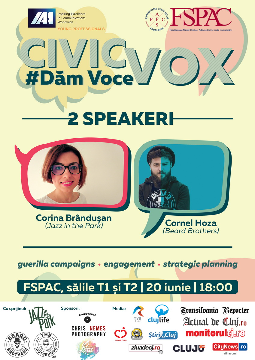 Civic Vox @ FSPAC