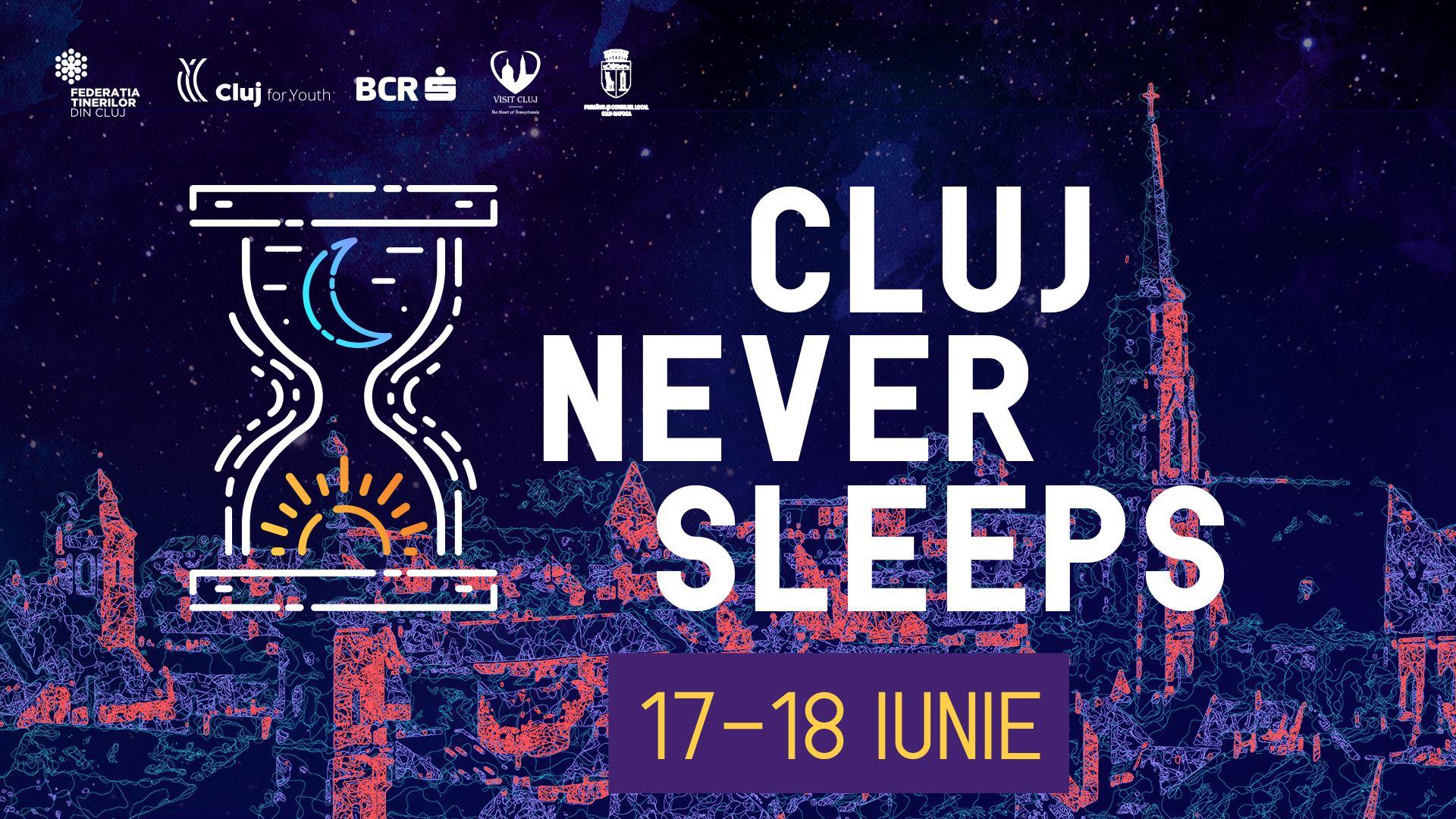 Cluj Never Sleeps 2017