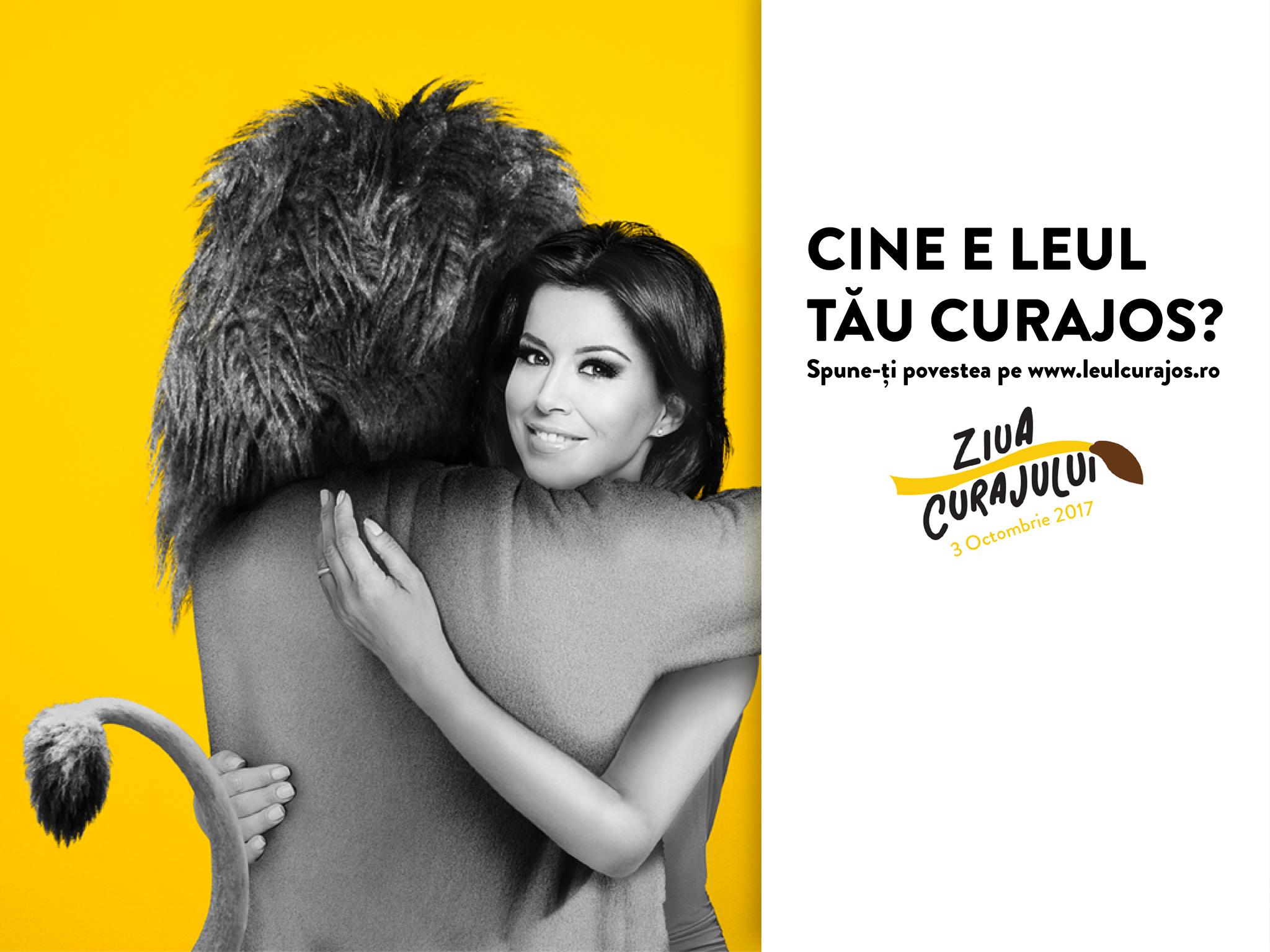 Asociația Little People lansează campania socială:  Cine este Leul tău curajos?