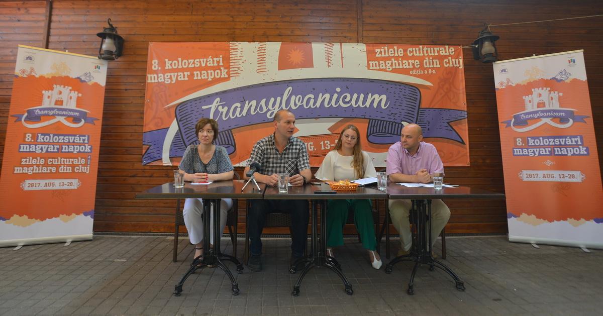 Începe cea de-a opta ediție a Zilelor Culturale Maghiare din Cluj