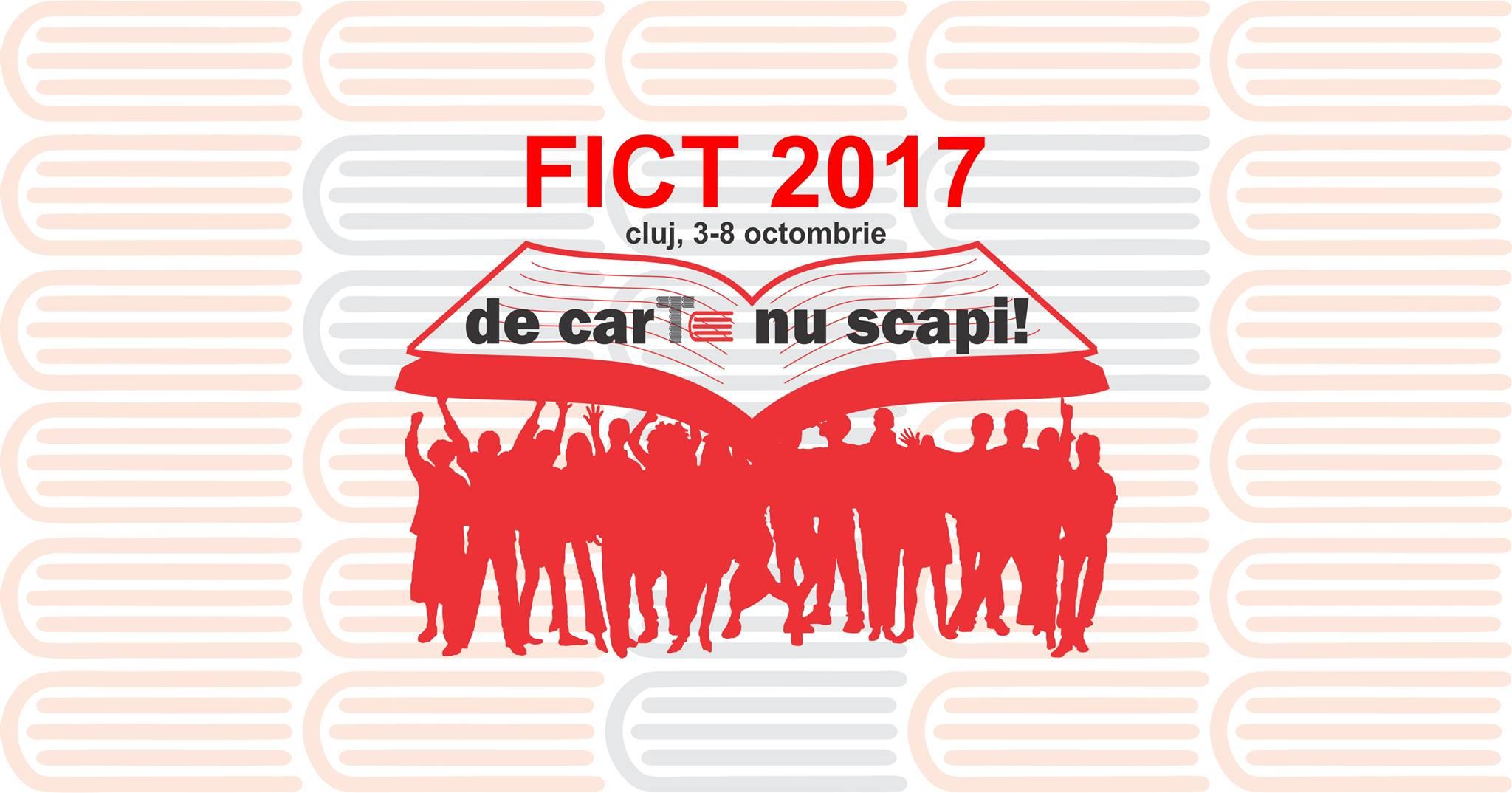 Festivalul Internațional de Carte Transilvania 2017