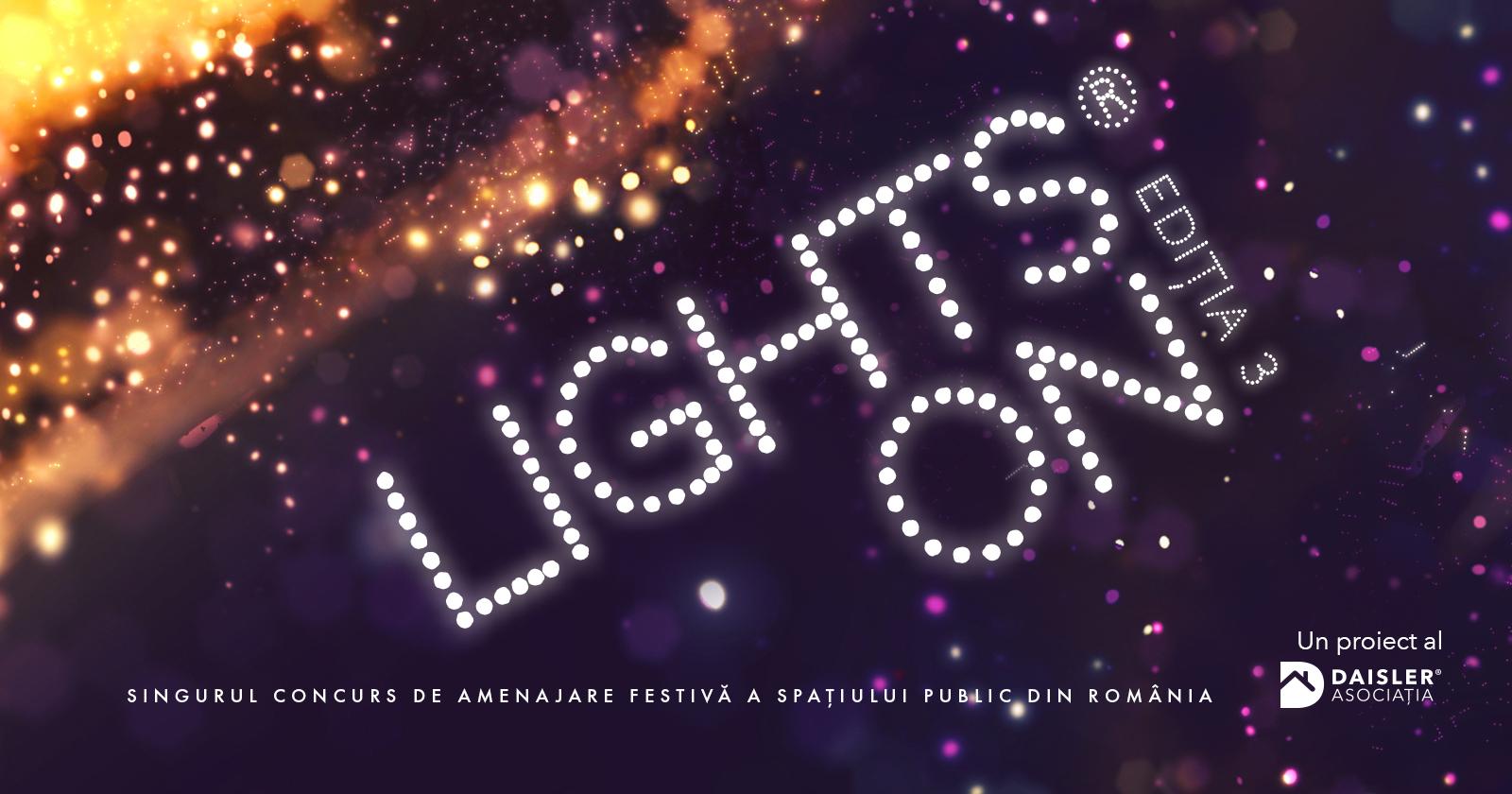 Lights On – Ediția a 3-a