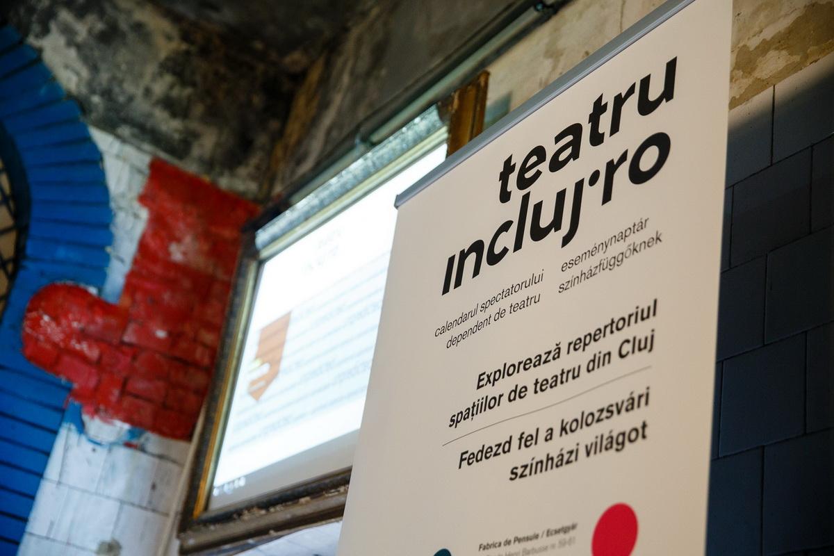 Instituțiile și organizațiile artelor spectacolului din Cluj au lansat teatruincluj.ro