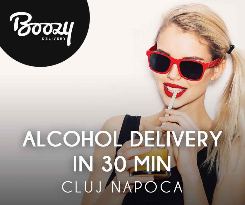 Boozy Delivery