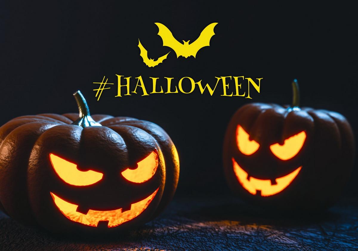 7 idei care să te inspire pentru acest Halloween