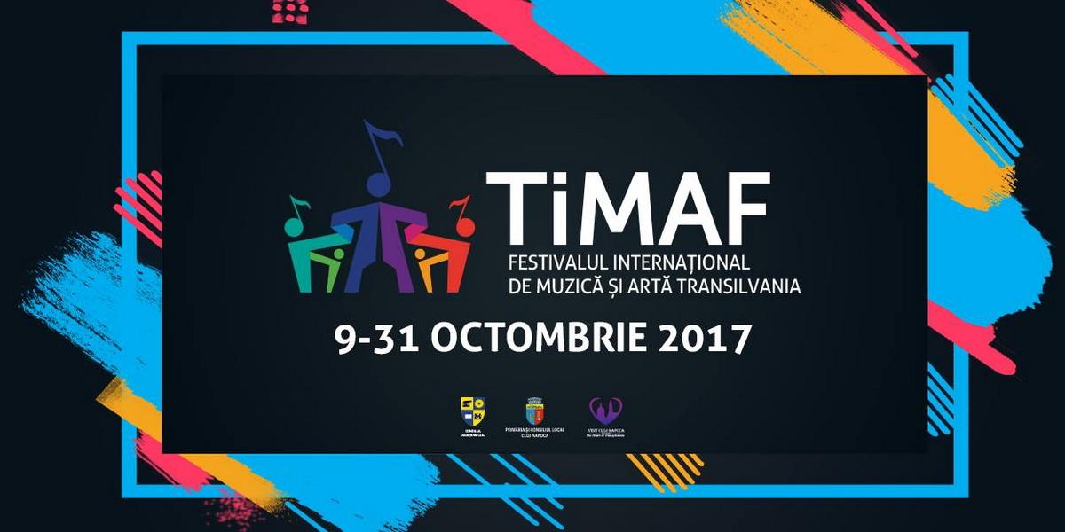 Ce să nu ratezi luna aceasta în cadrul TiMAF