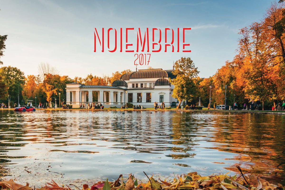 16 evenimente de neratat în noiembrie la Cluj
