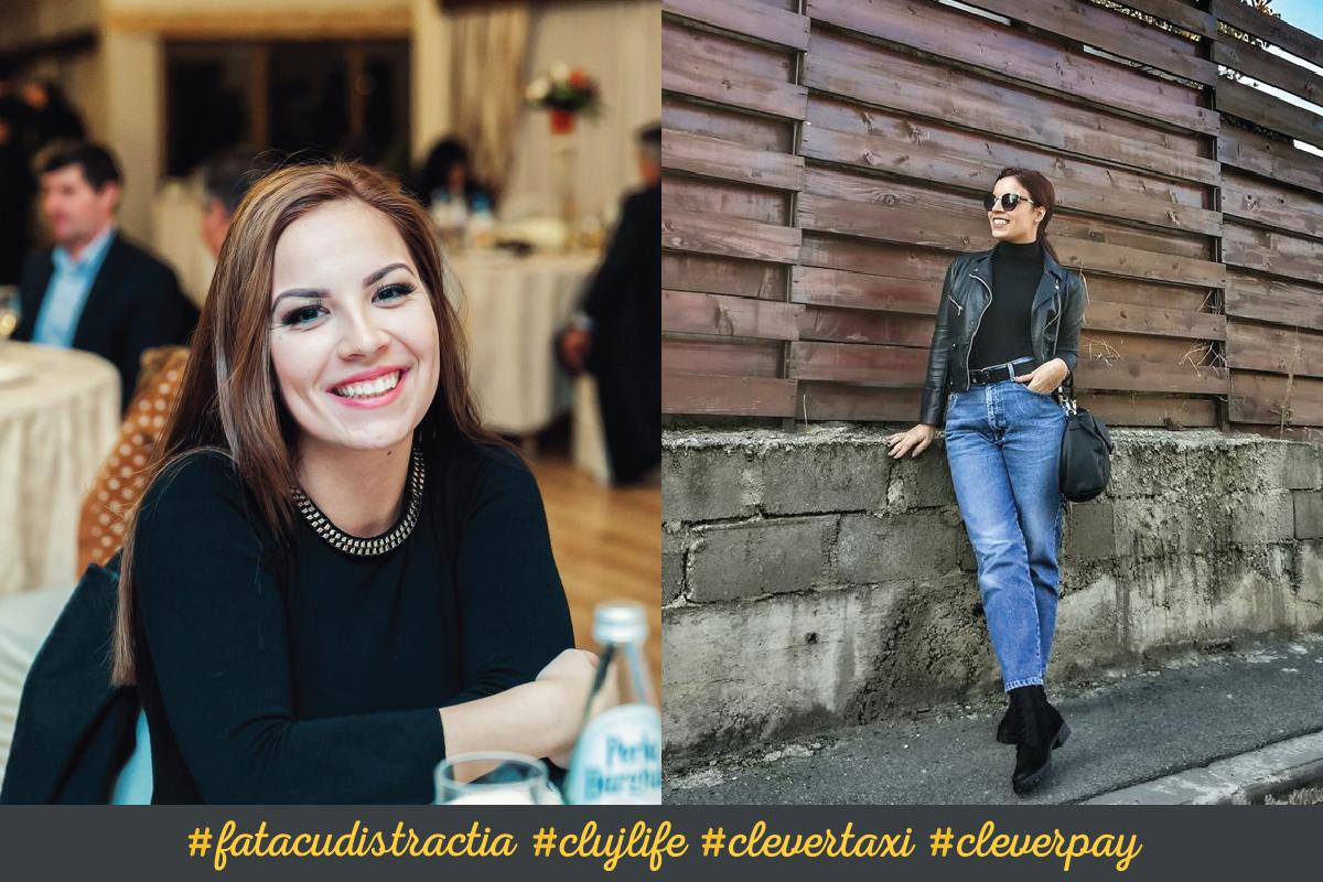 Fata cu Distracția: Maria-Zsuzsanna Szakacs