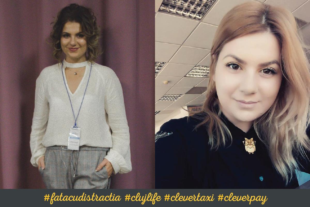 Fata cu Distracția: Alina Lerca