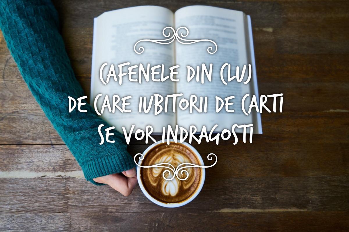 5 cafenele din Cluj de care iubitorii de cărți se vor îndrăgosti