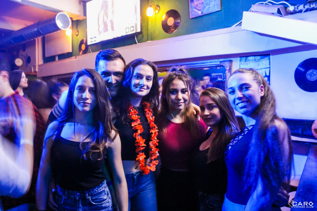 Poze: Witches Party @ Caro Club