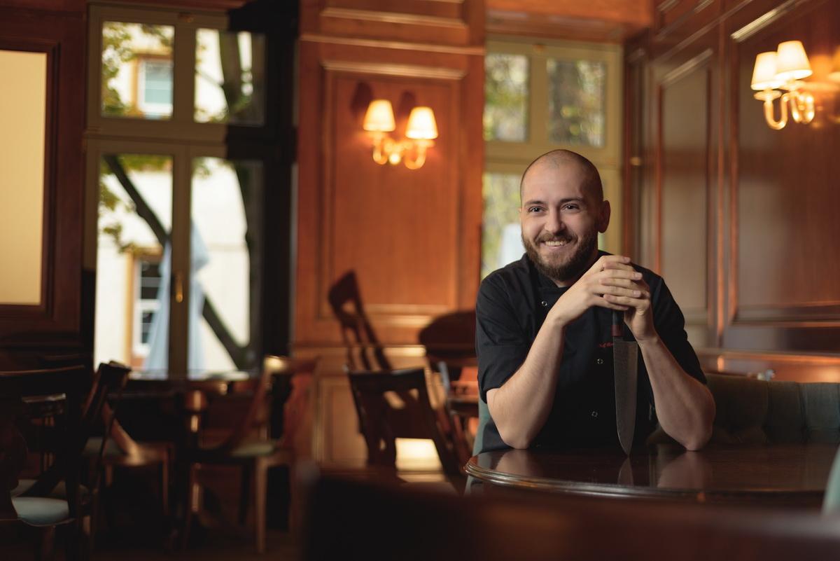 Interviu cu Horia Șimon, noul Chef la Charlie