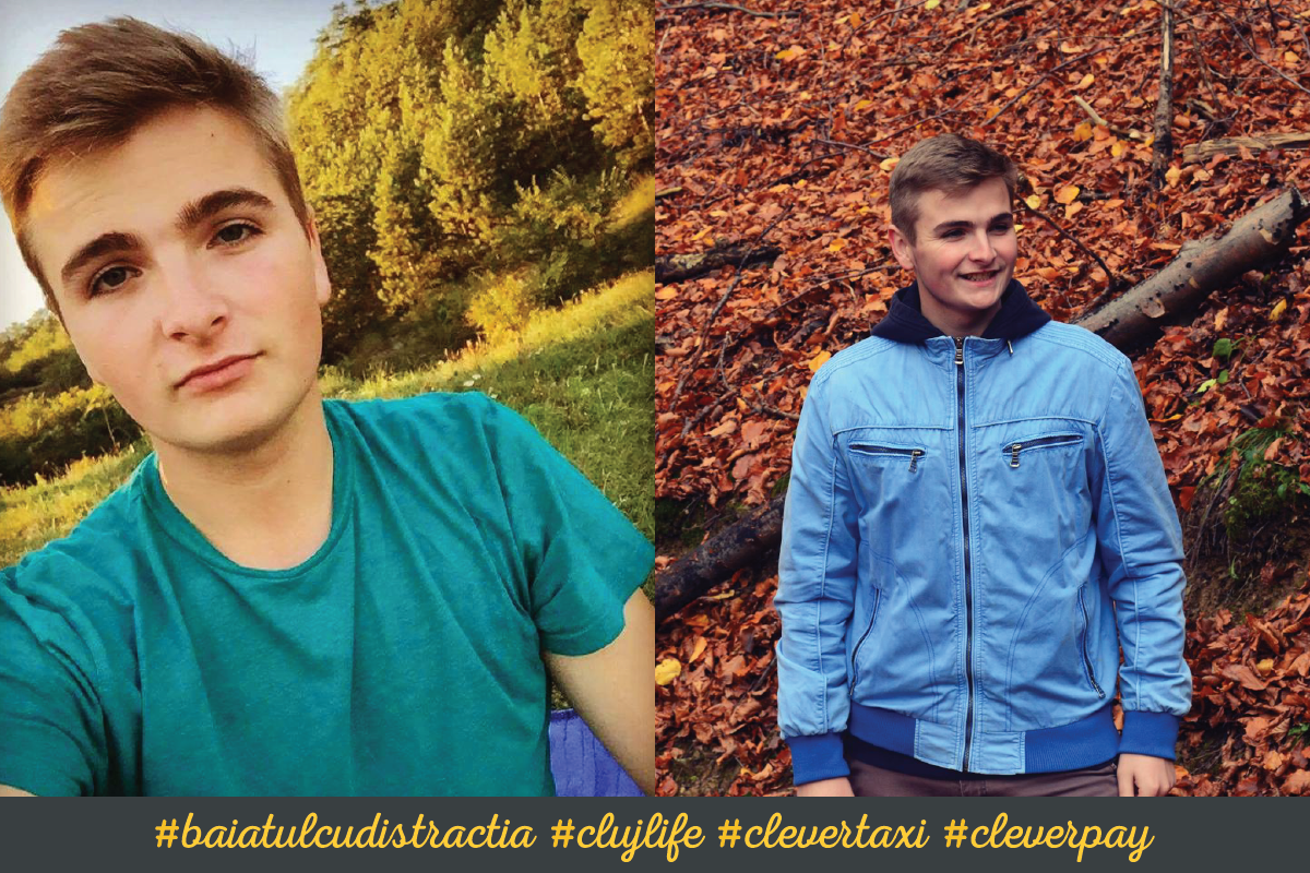 Băiatul cu Distracția: Ciprian Nyikita