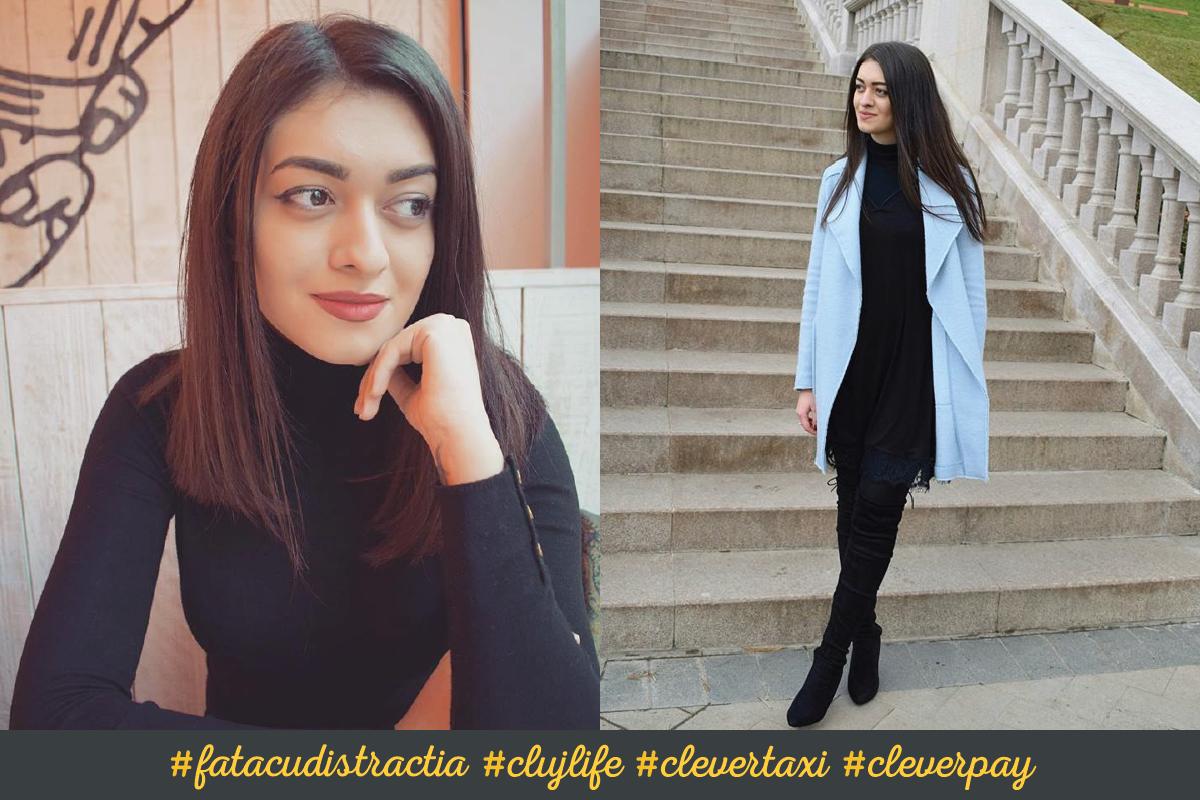 Fata cu Distracția: Cosmina Elena Popovici