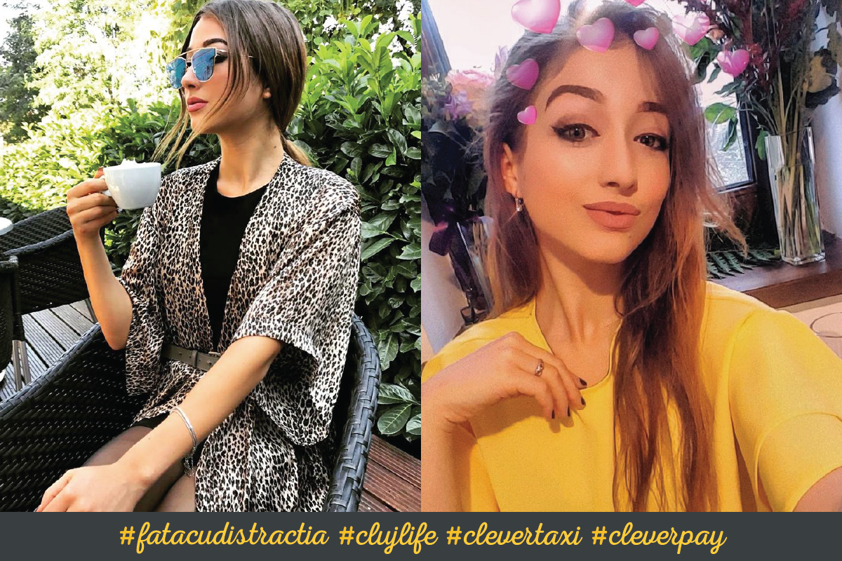 Fata cu Distracția: Alexandra Popovici
