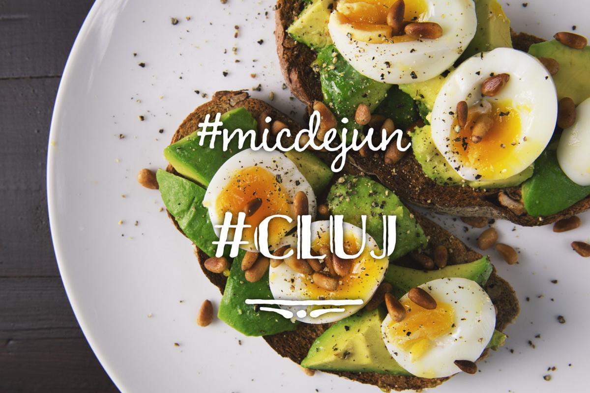 6 ponturi pentru cel mai bun mic dejun în Cluj