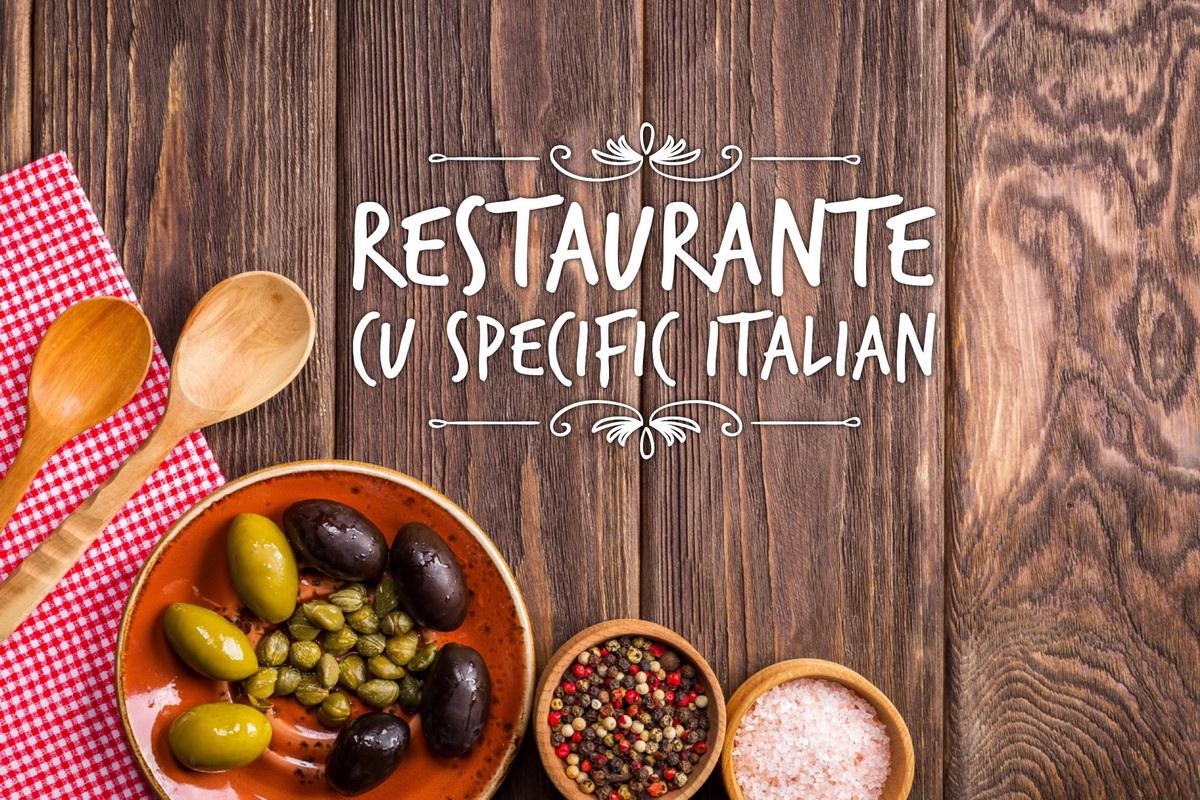 """6 restaurante cu specific italian din Cluj, unde te poți bucura de adevărata """"cucina italiana"""""""