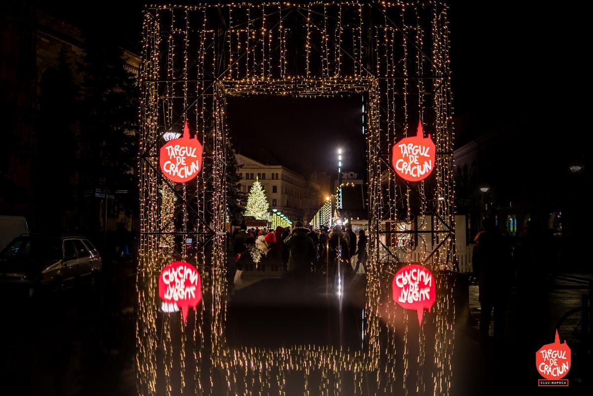 6 motive pentru care merită să mergi la Târgul de Crăciun Cluj