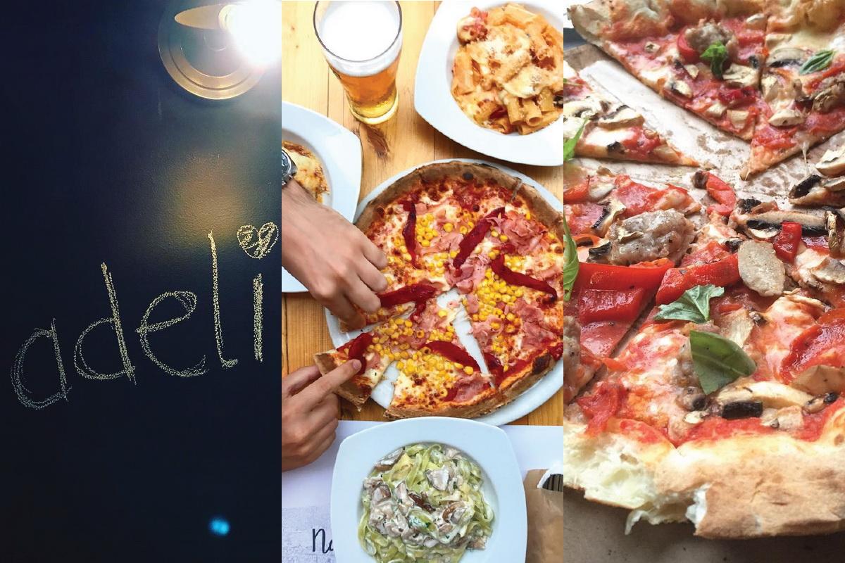 Unde îmi place pizza în Cluj | #adelicious