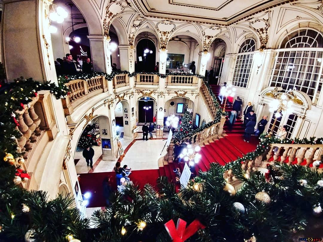 Cum a fost la Noaptea Porților Deschise, la Teatrul Național Cluj