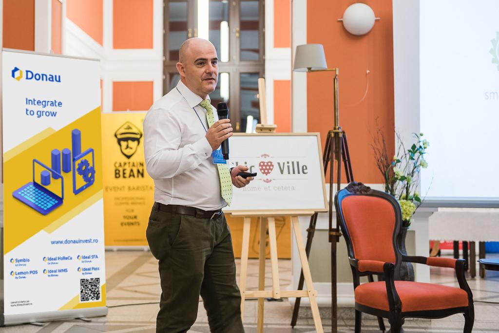Interviu cu Marius Constantin despre Lemon POS, soluția pentru comercianții specializați pe evenimente și festivaluri
