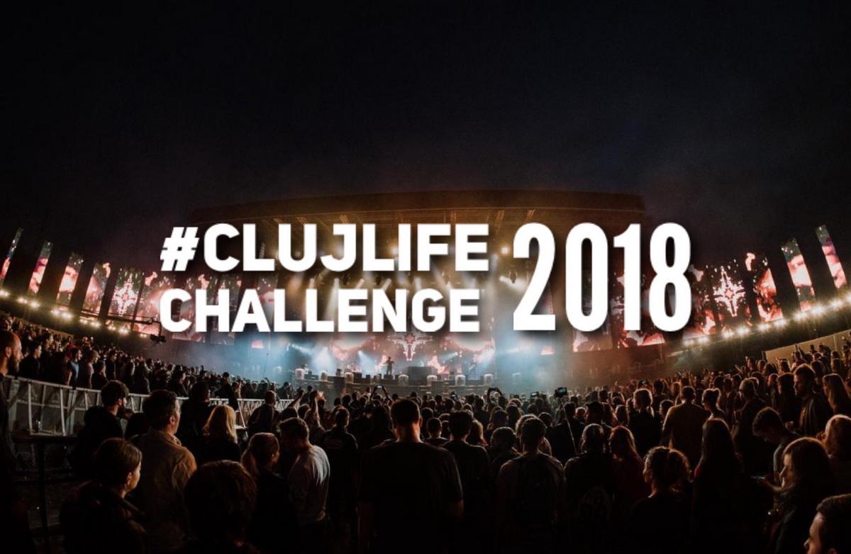 ClujLife challenge 2018
