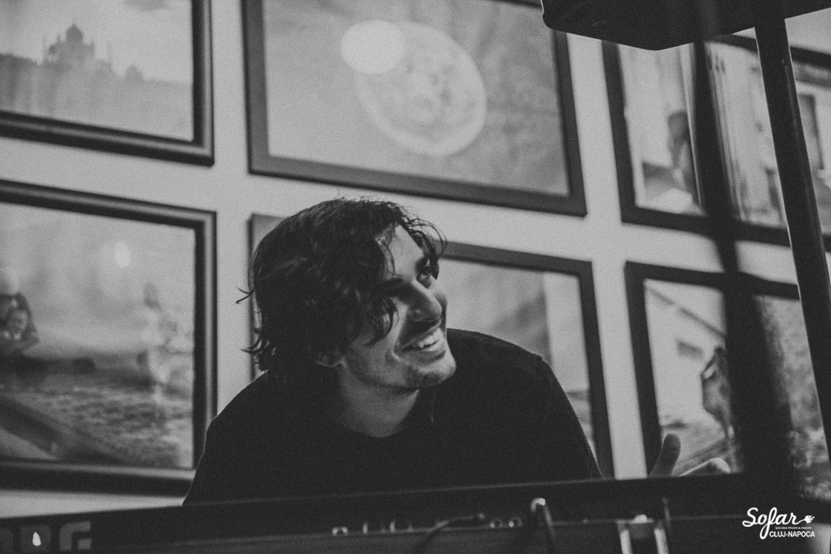 Interviu cu Adam Dobie, artist manager la Sofar Sounds