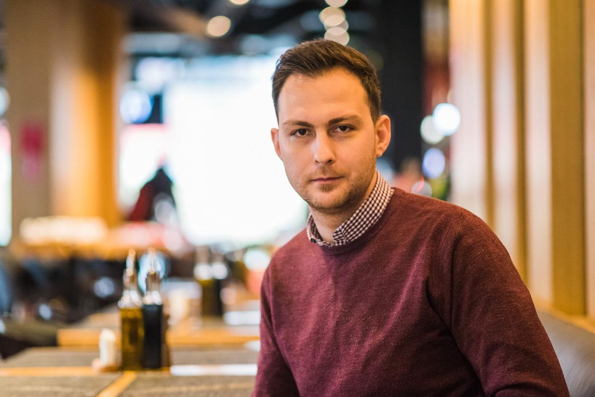 Interviu cu Cătălin Crișan, hospitality manager al grupului Marty Restaurants