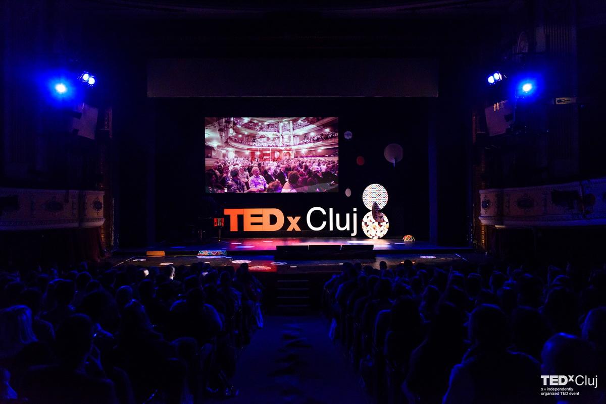 Aproape o mie de entuziaști au participat la TEDxCluj 2018 – Connecting the dots