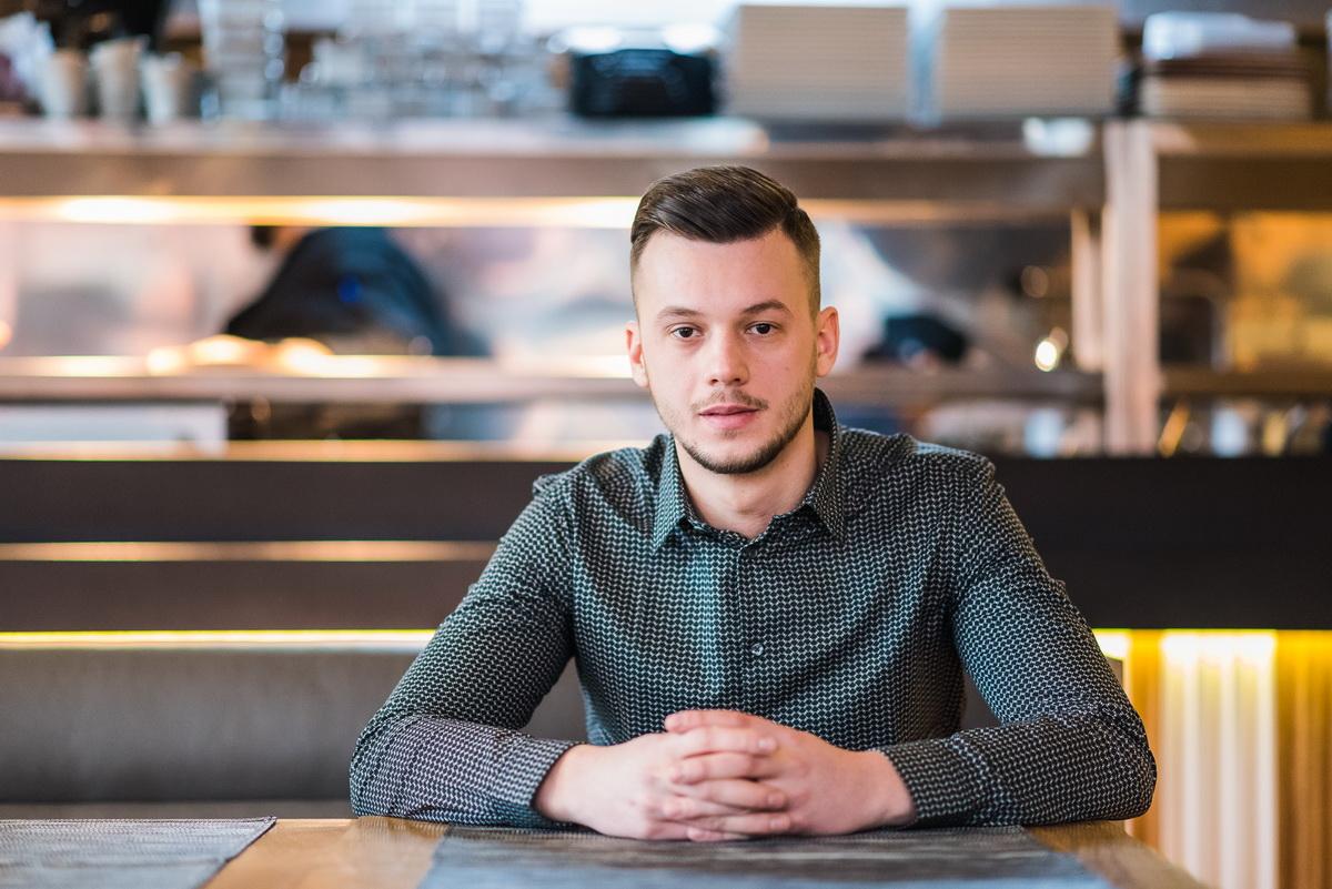 Interviu cu Tudor Varo, bar manager al grupului Marty Restaurants