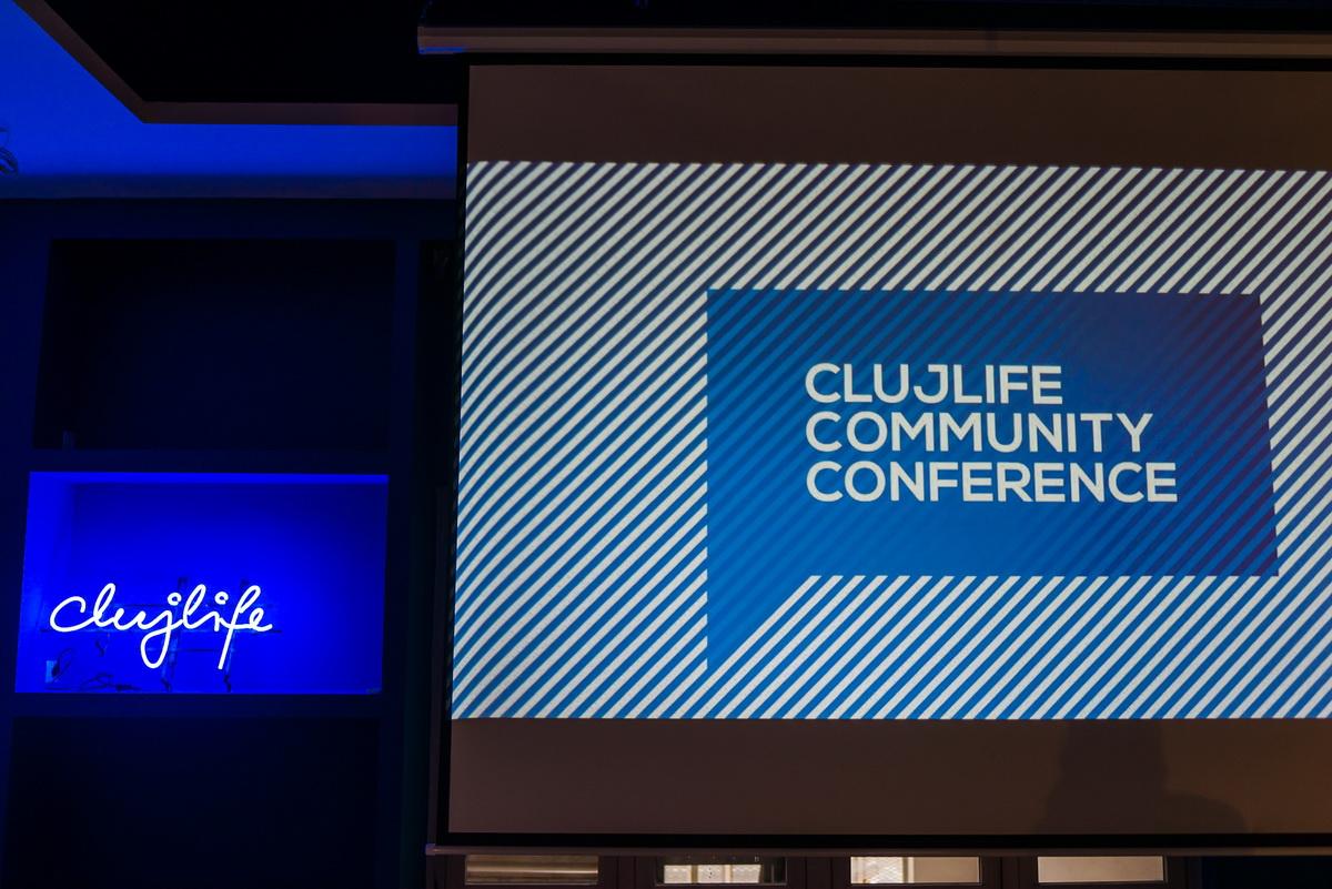 Poze: ClujLife Community Conference @ Cluj Hub