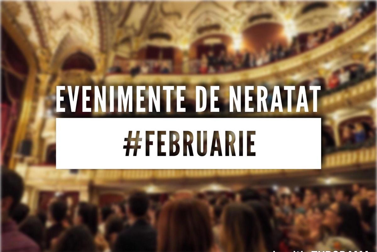 12 evenimente de neratat în februarie la Cluj