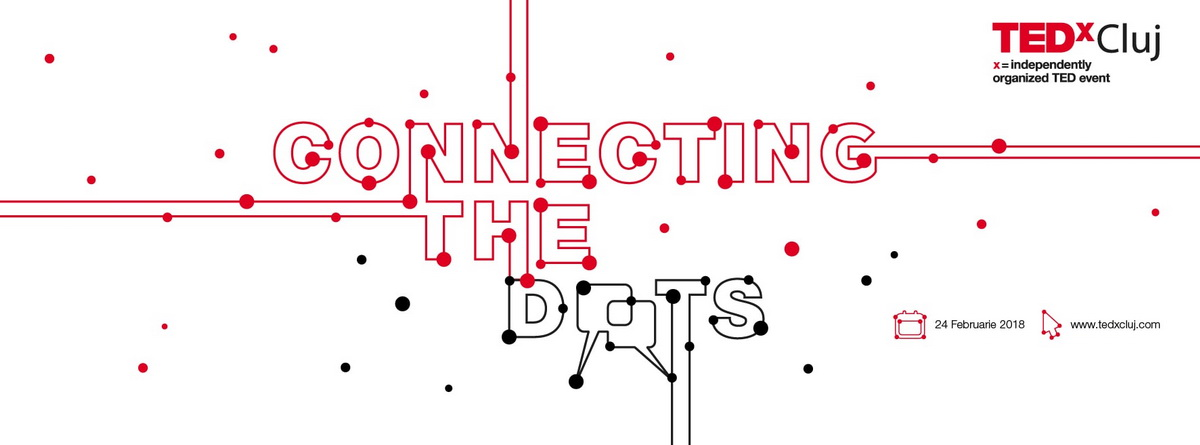 Conferința TEDxCluj 2018 Connecting the dots este SOLD-OUT