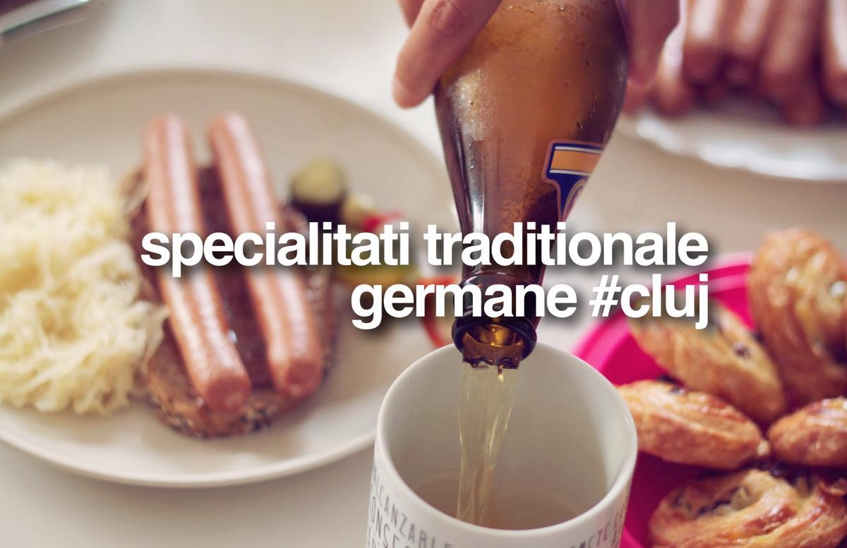 Unde poți încerca specialități tradiționale germane în Cluj