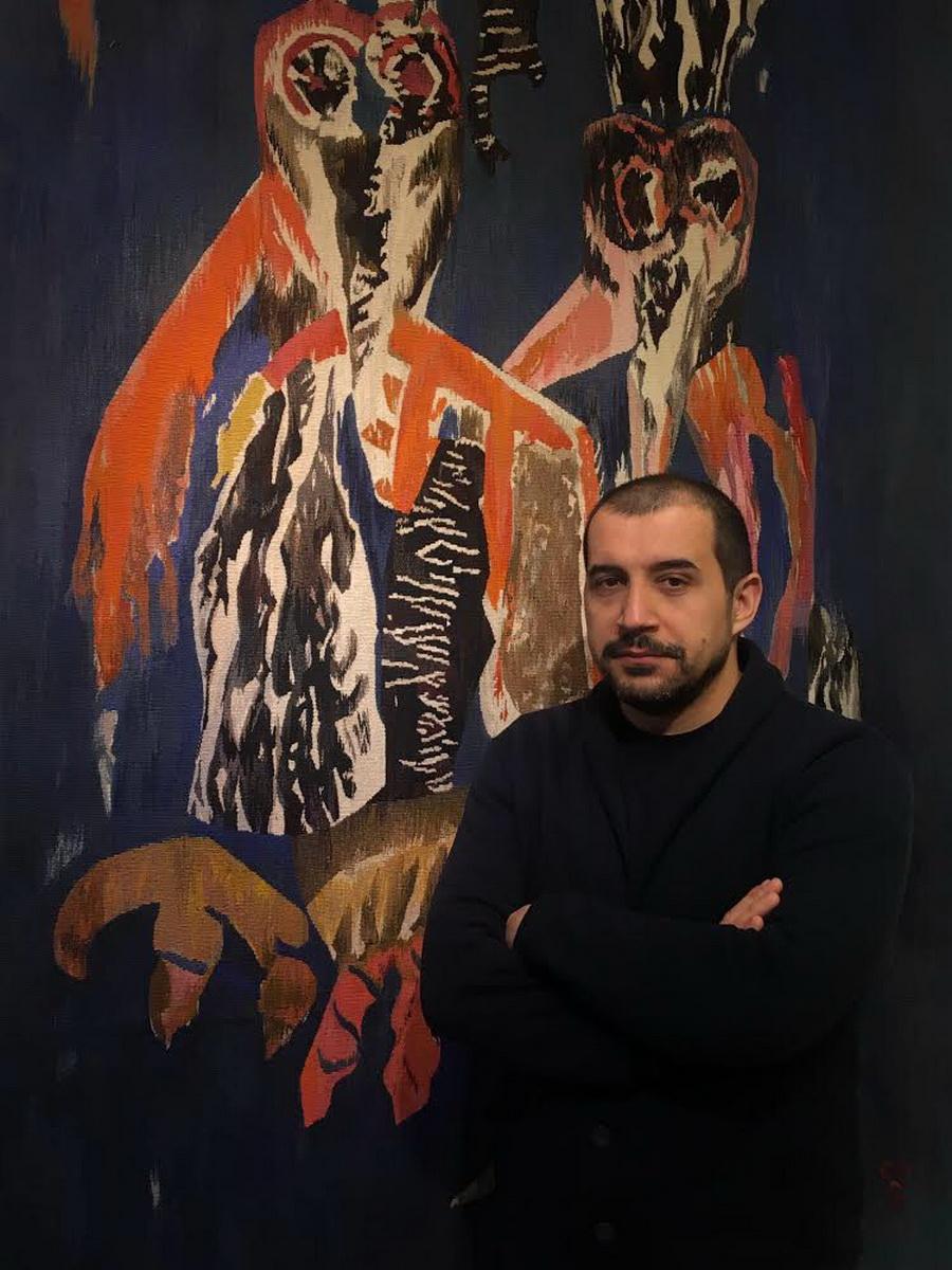 #10ani: Interviu cu Székely Sebestyén, istoric de artă și proprietar al Galeriei Quadro