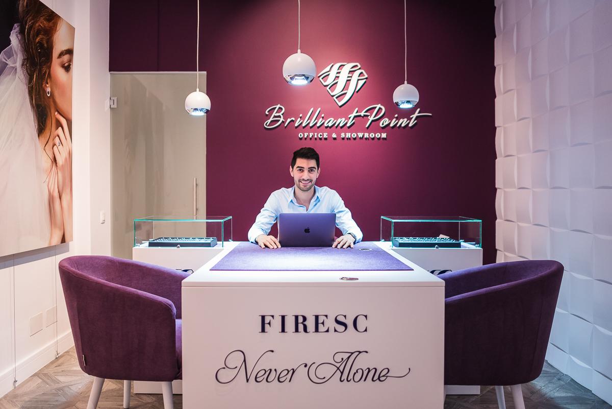 Interviu cu Lucian Constantinescu, brand manager FIRESQ