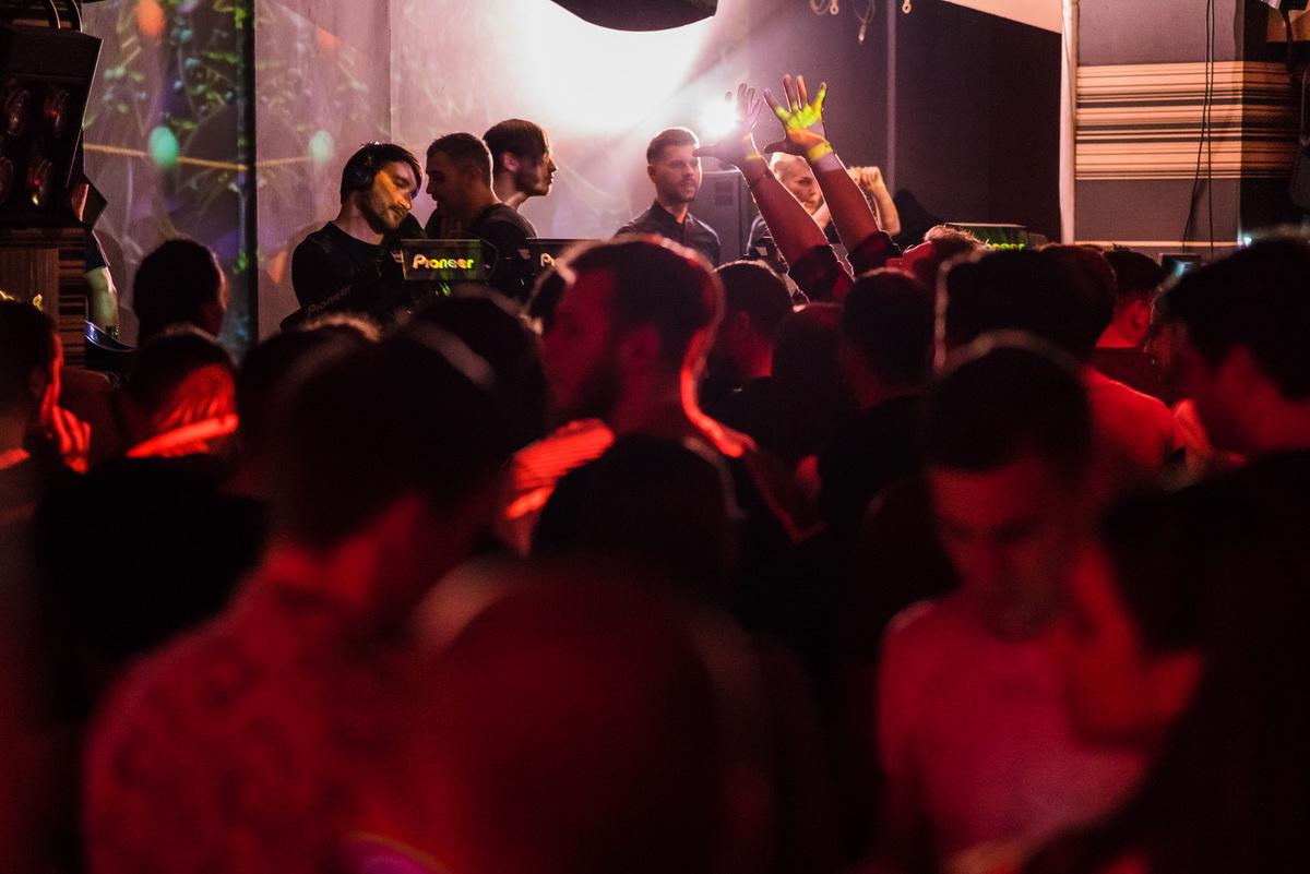 Poze: Gescu / Arapu / Mihigh / Paul K @ Club Midi