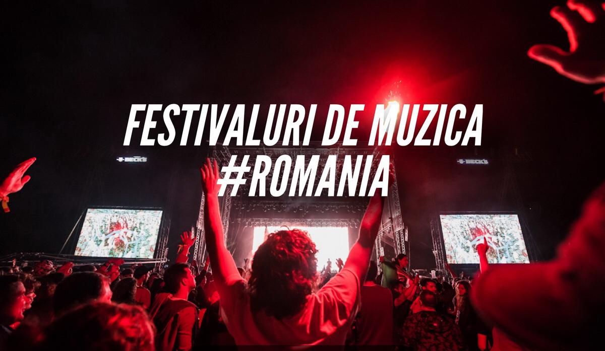 15 festivaluri de muzică din România pe care să nu le ratezi vara aceasta