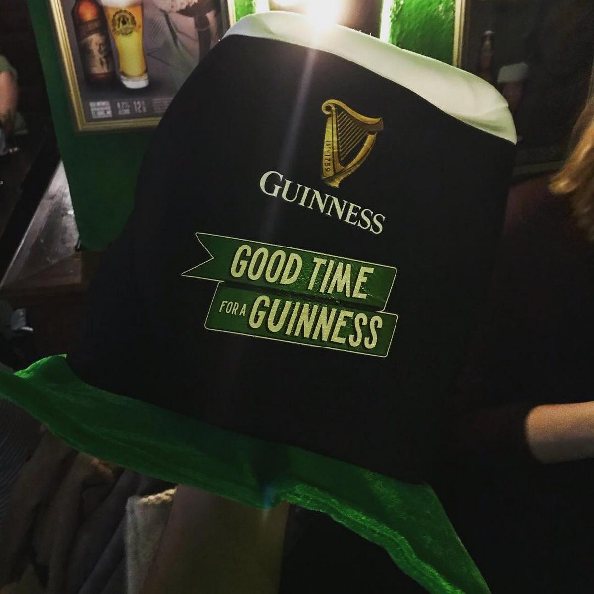 Cum a fost la #PubCrawl-ul de St. Patrick's Day