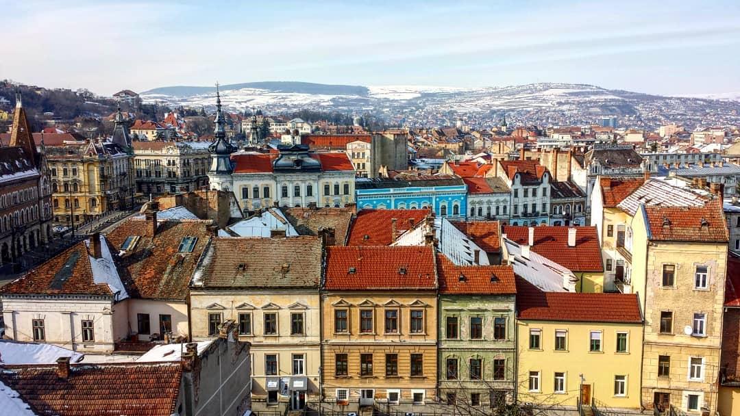 Cele mai frumoase poze din Cluj postate săptămâna trecută pe Instagram
