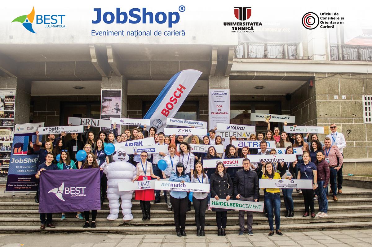 O nouă ediție JobShop® va avea loc în martie!